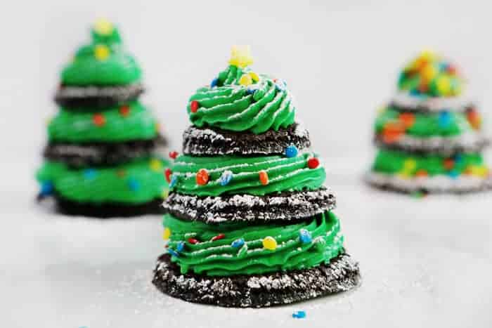 Christmas Tree Cookies I Am Baker
