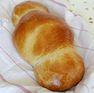 Coquille de Noël (French Christmas Brioche)