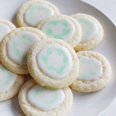 The best peppermint cookie you will ever try!