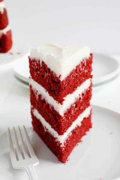 Red Velvet Cake I Am Baker