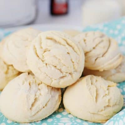 Delightful, delicious, and so easy!! Folks love this simple sugar cookie recipe!