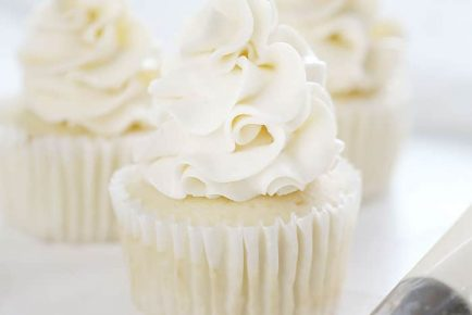 This easy version of Swiss Meringue is kicked up a notch with coconut!!