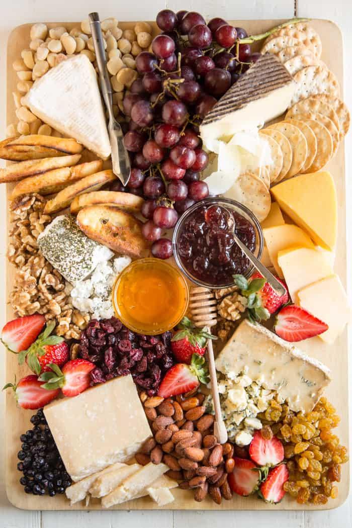 diy cheese platter i am baker