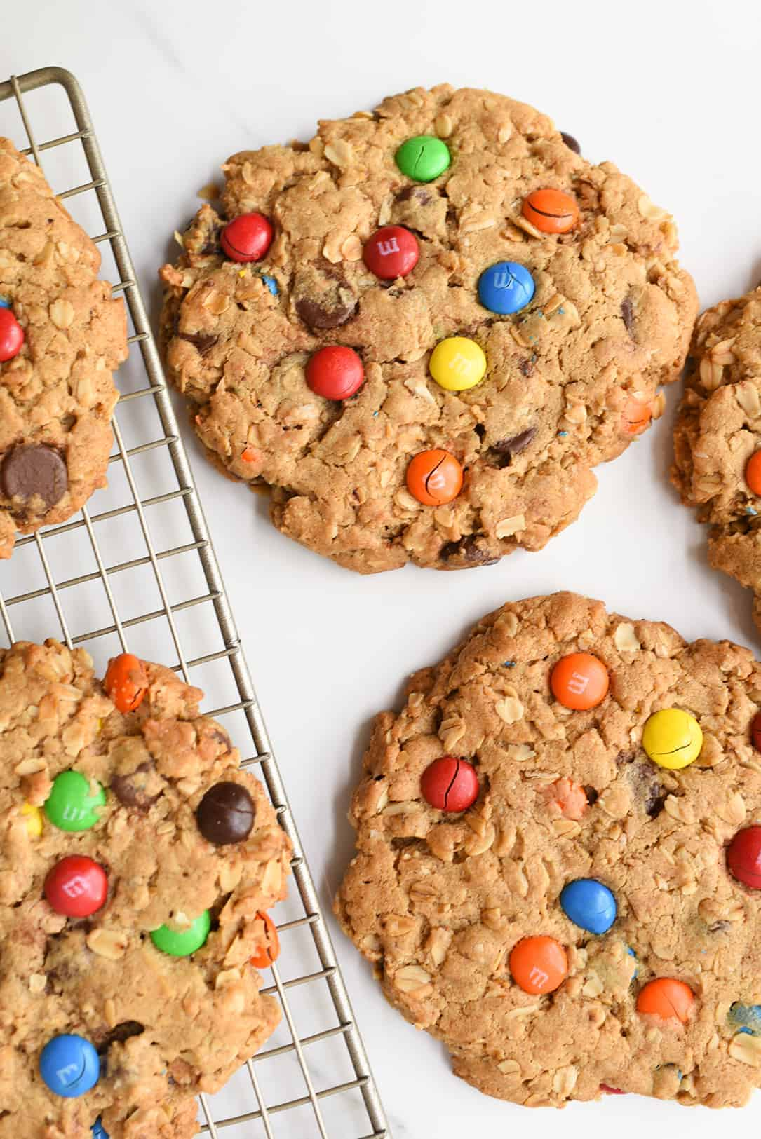 Giant Monster Cookie Recipe