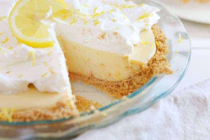One of the best Lemon Pies I have ever had!