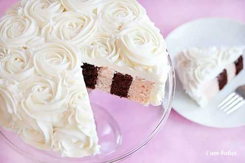 The Original Rose Cake