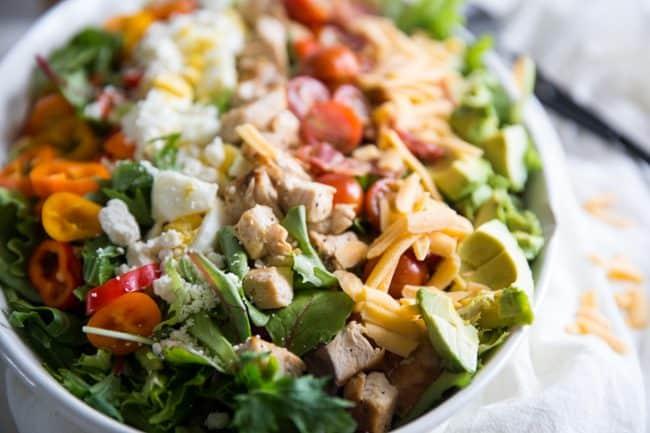 Deluxe Cobb Salad