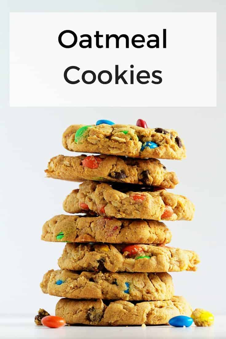 Oatmeal Cookie Recipes