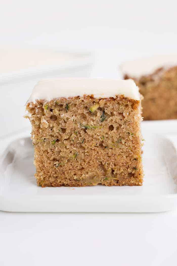 Zucchini Cake Recipe