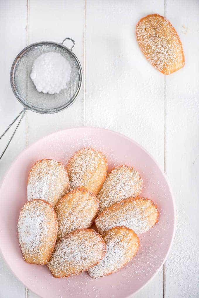 Perfect Madeleines Recipe
