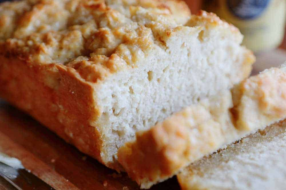 Easy Beer Bread Recipe