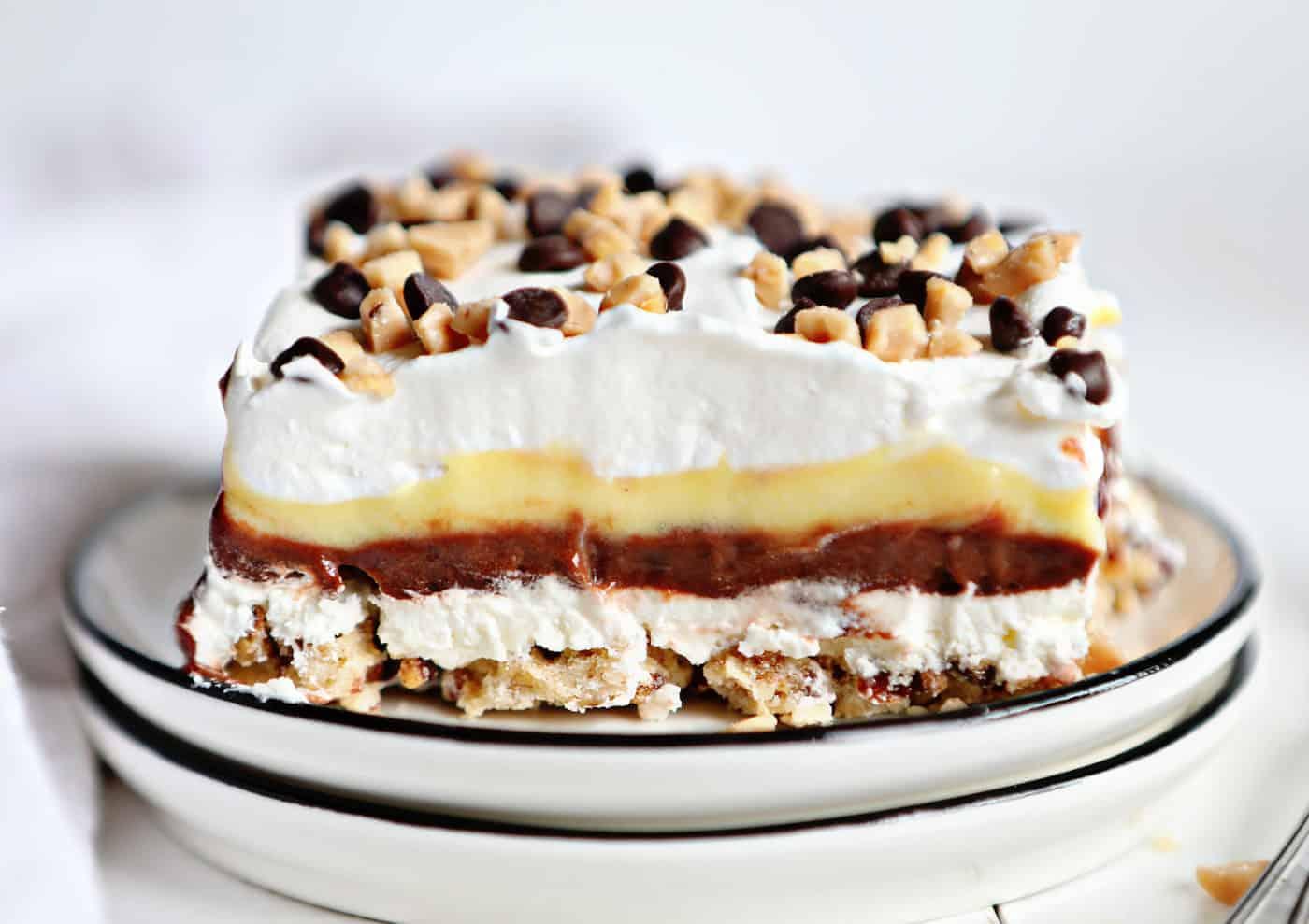 Piggy Pie Dessert