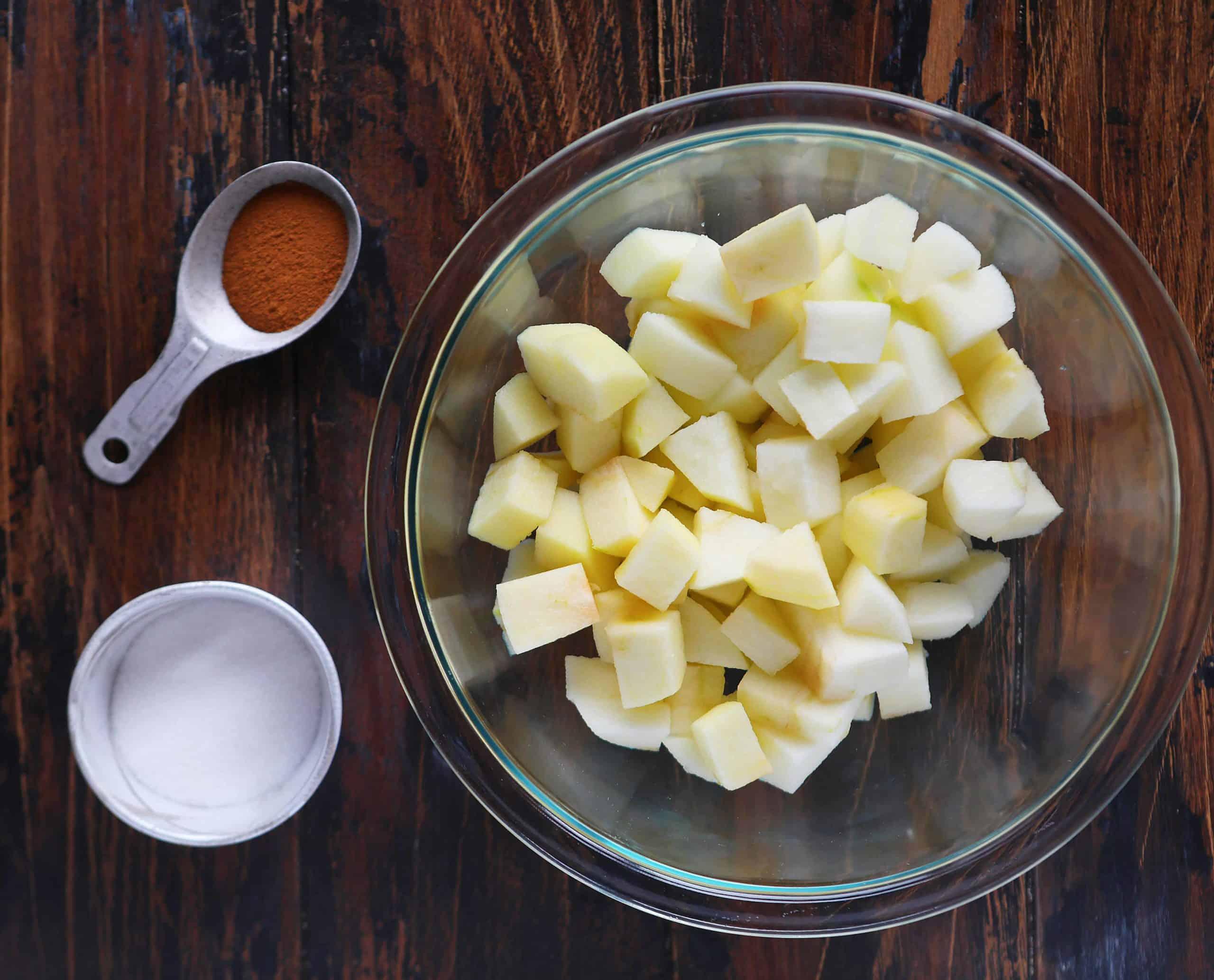 How to make artisan apple bread