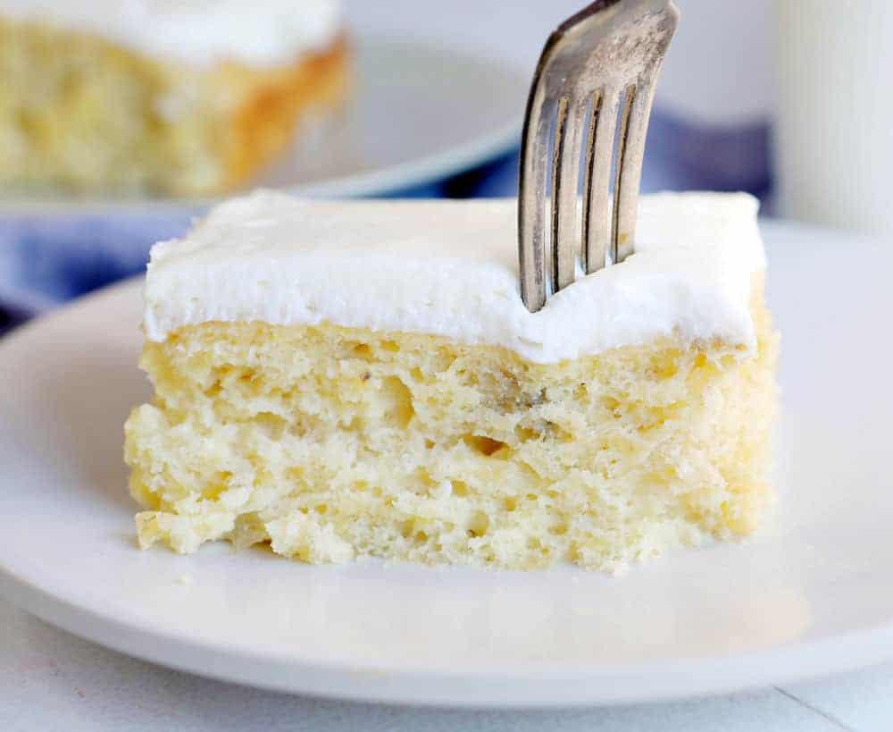 Banana Cake I Am Baker