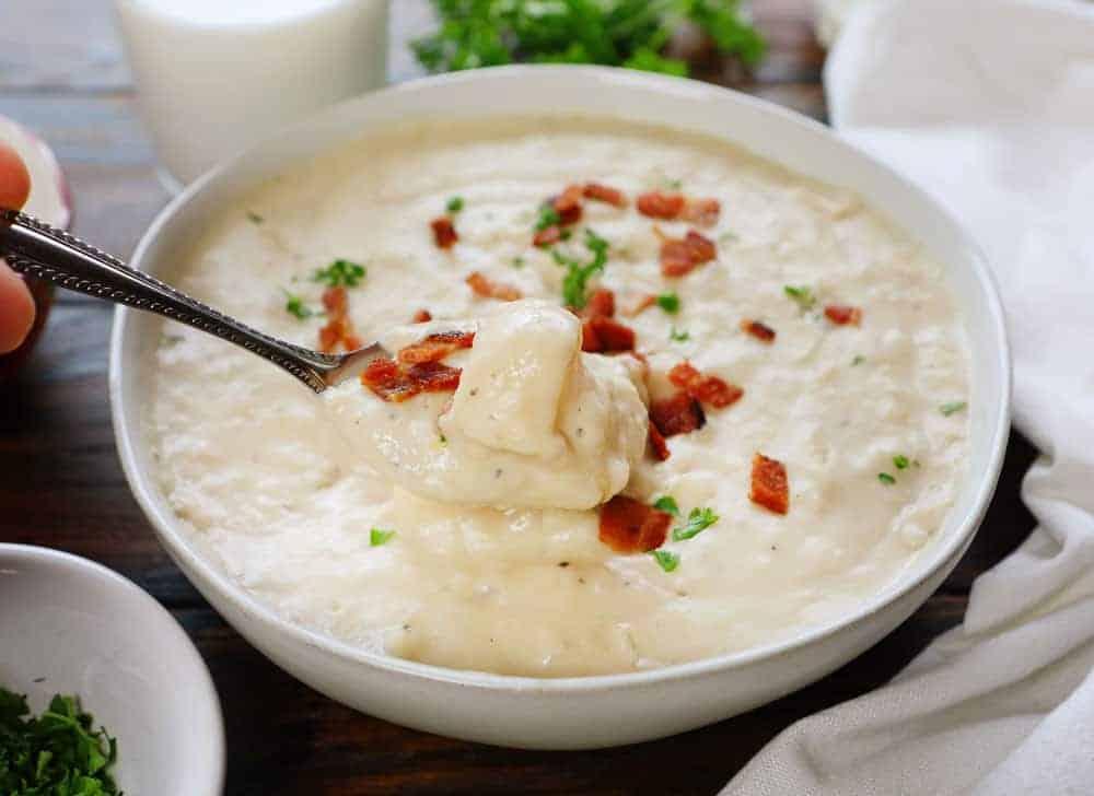 Spoonful of Potato Soup