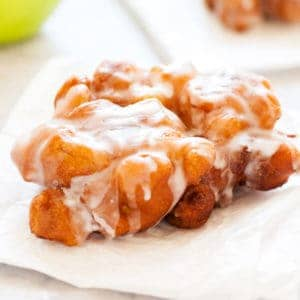 The Best Apple Fritters