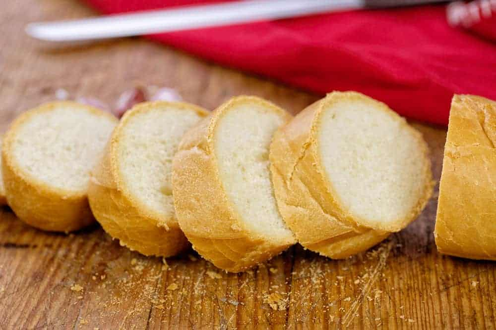 French Bread for homemade croutons