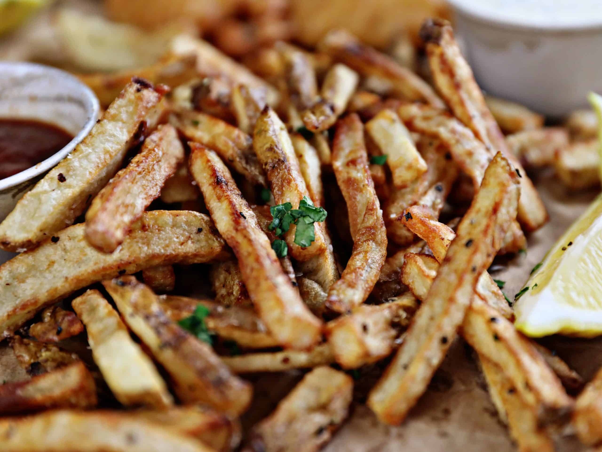 British Chips Recipe