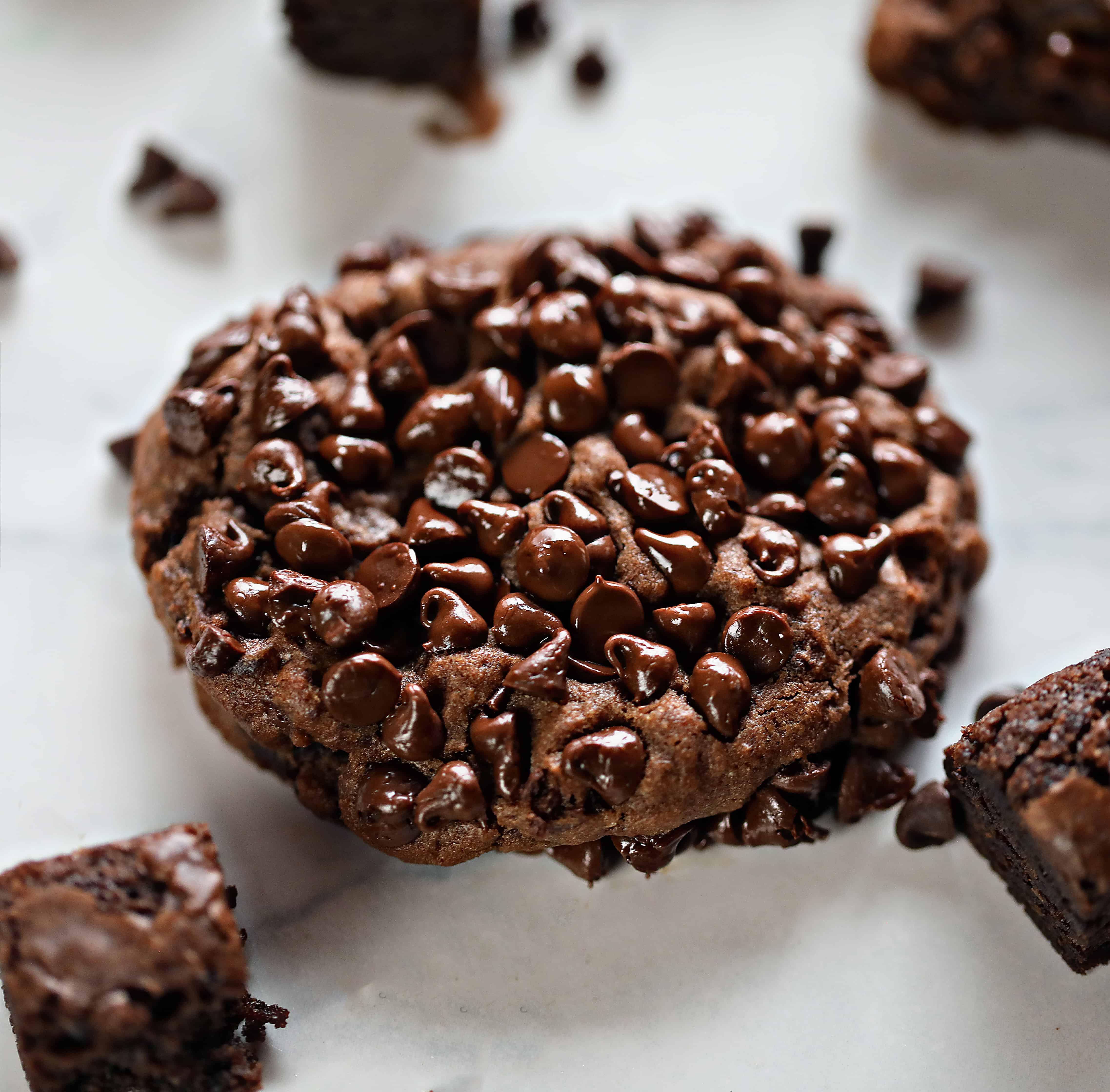 The Best Brownie Cookies