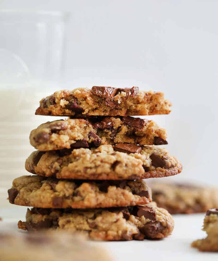 Chocolate Chip Cookies Recipe with Brown Sugar