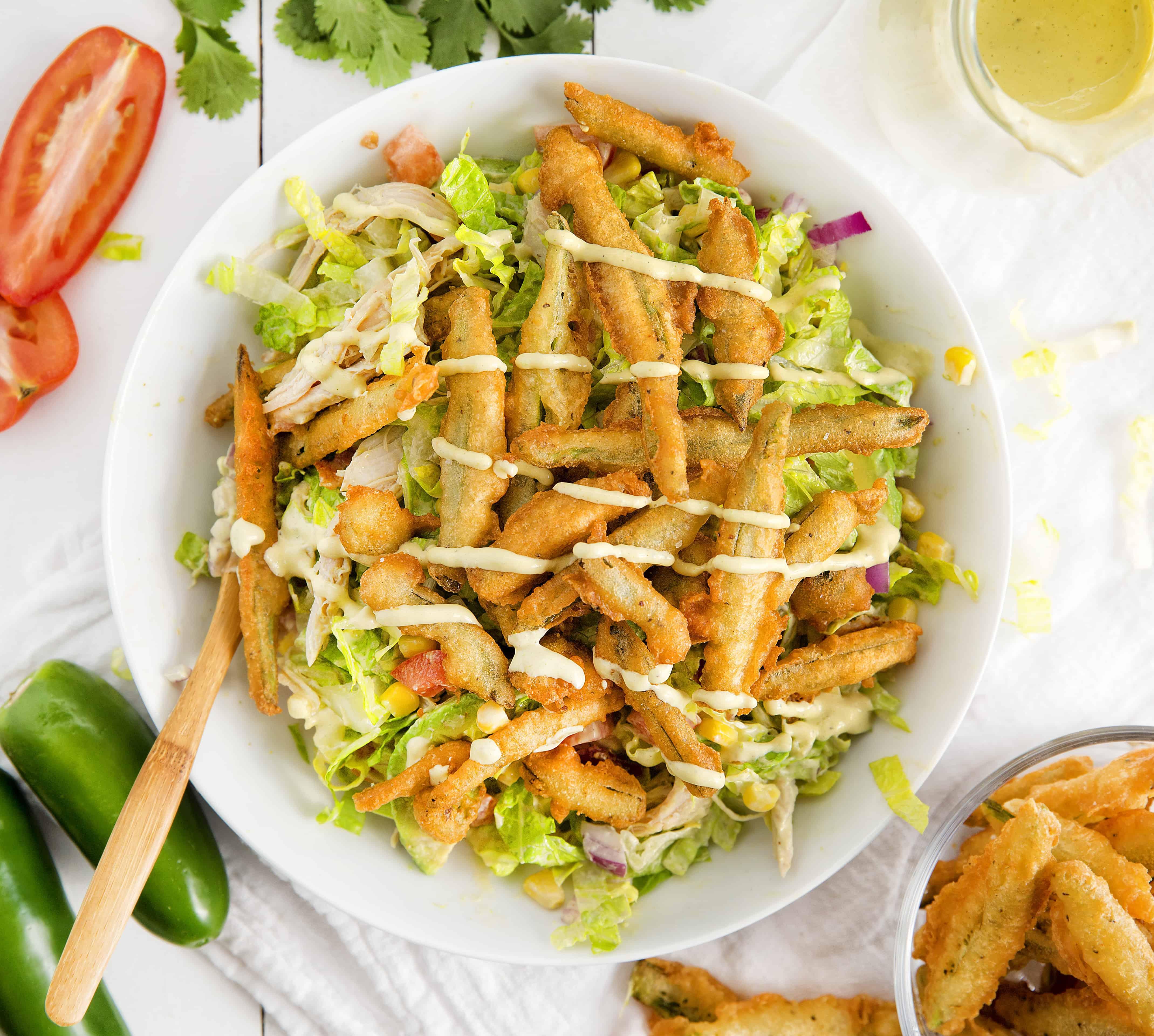 Jalapeno Chicken Salad Recipe