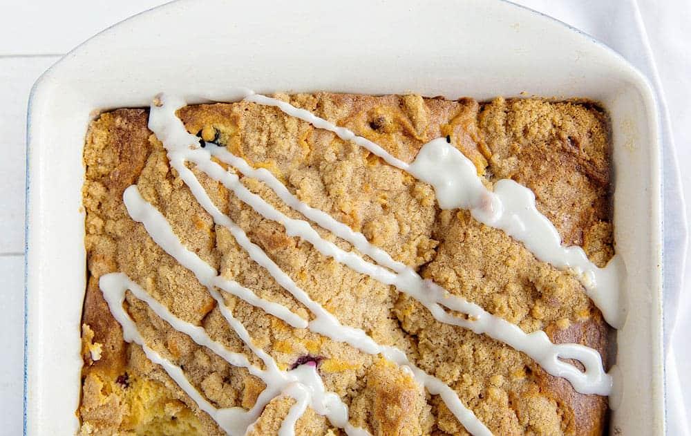 Glaze Recipe for Coffee Cake