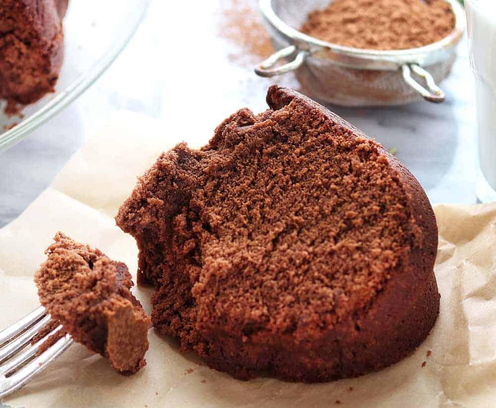 How to Make Chocolate Pound Cake