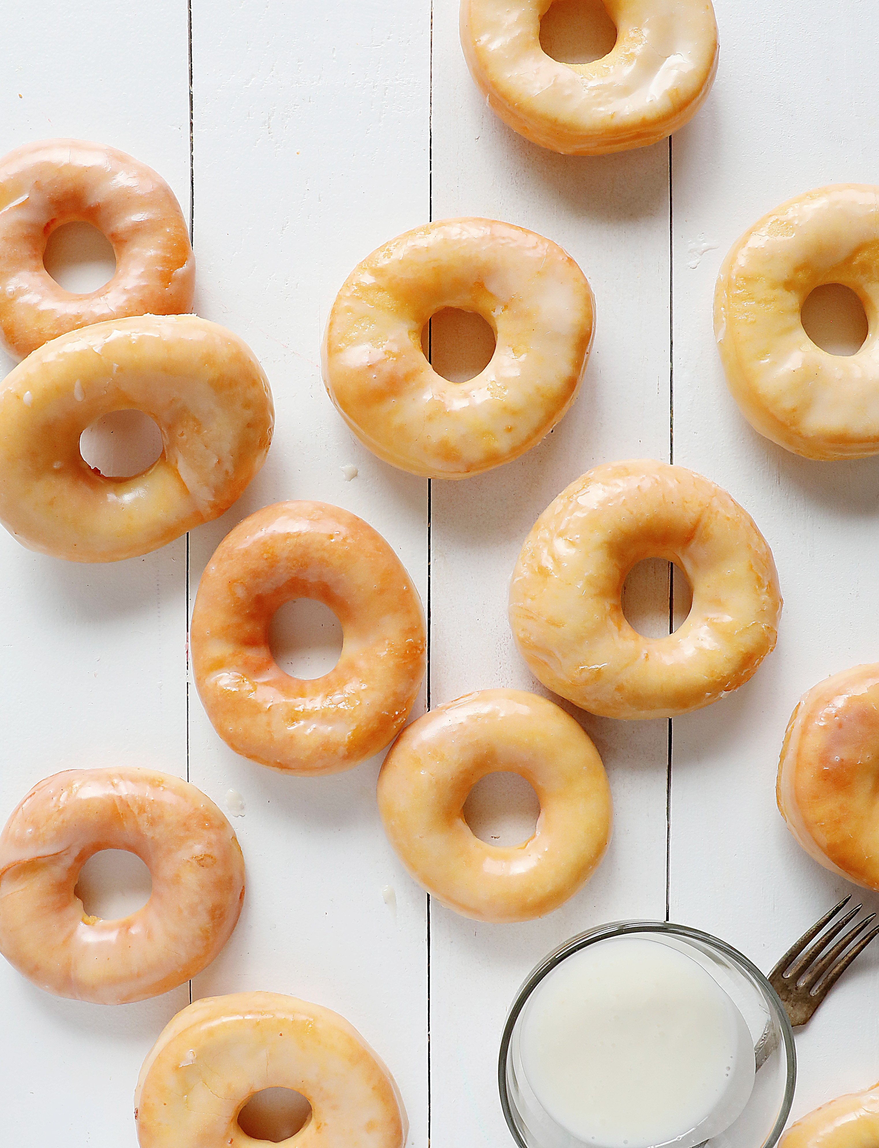 How to Make Glazed Donuts