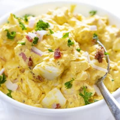 My Favorite Egg Salad