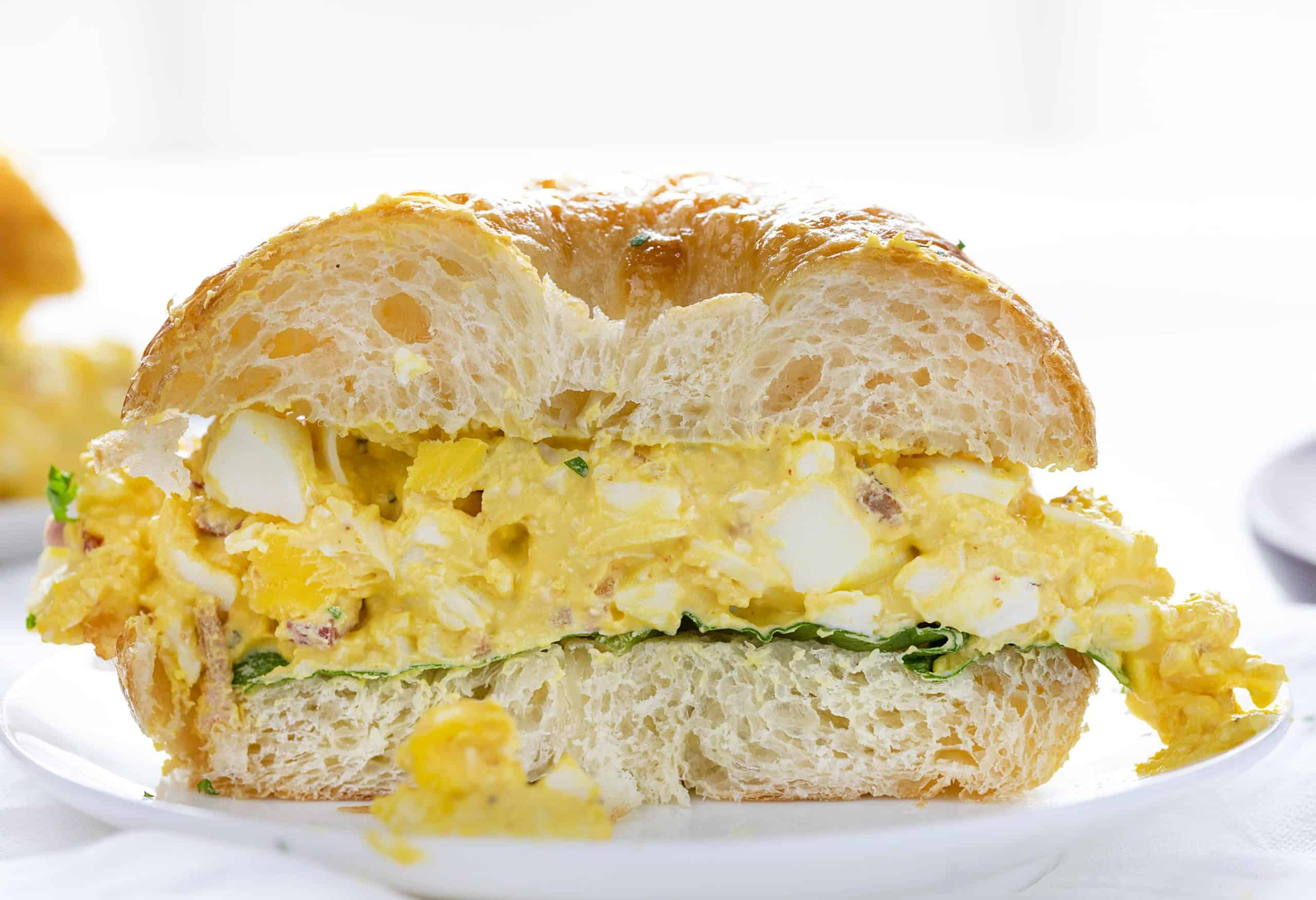 Perfect Egg Salad Sandwiches
