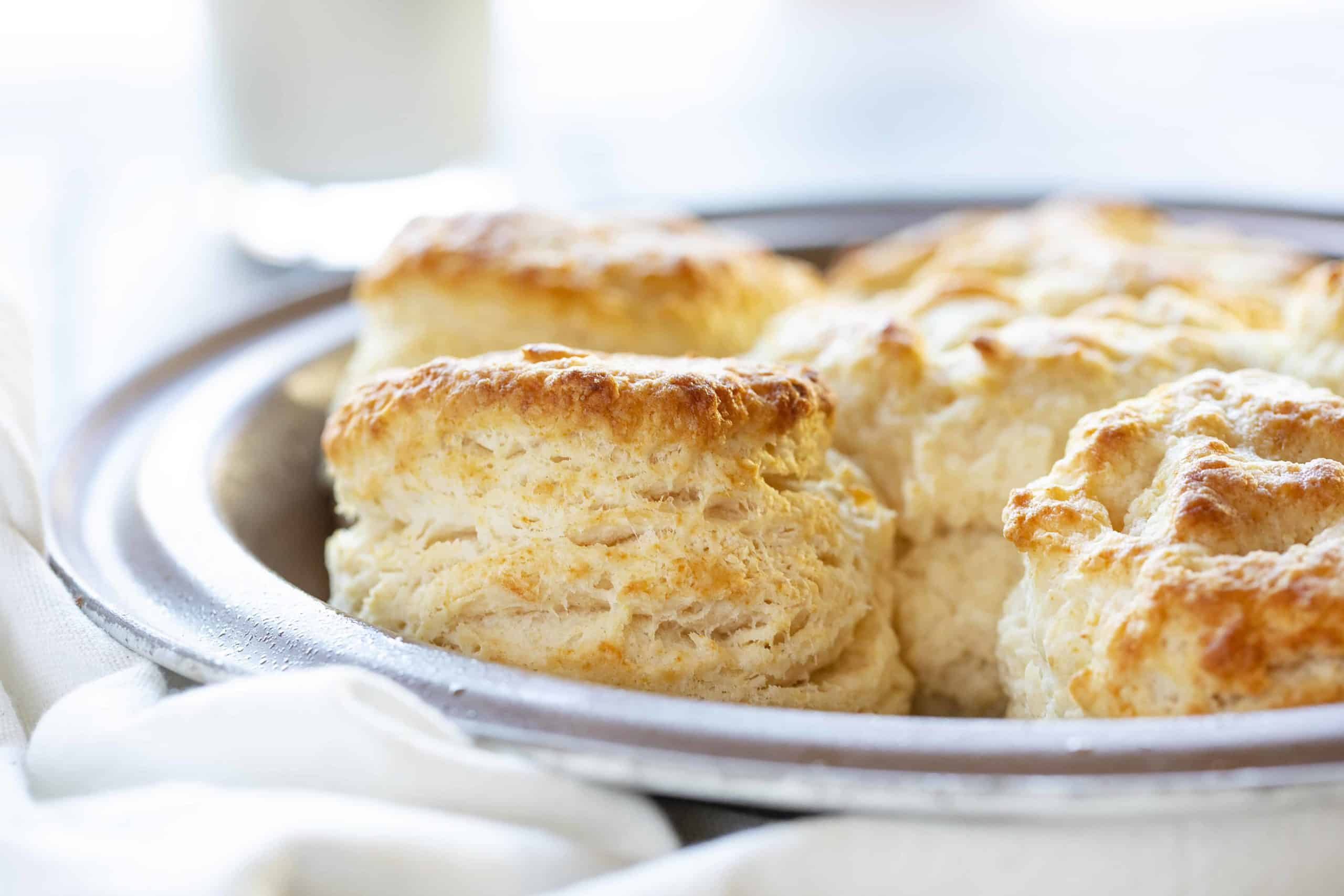 Buttermilk Biscuits for Biscuits and Gravy