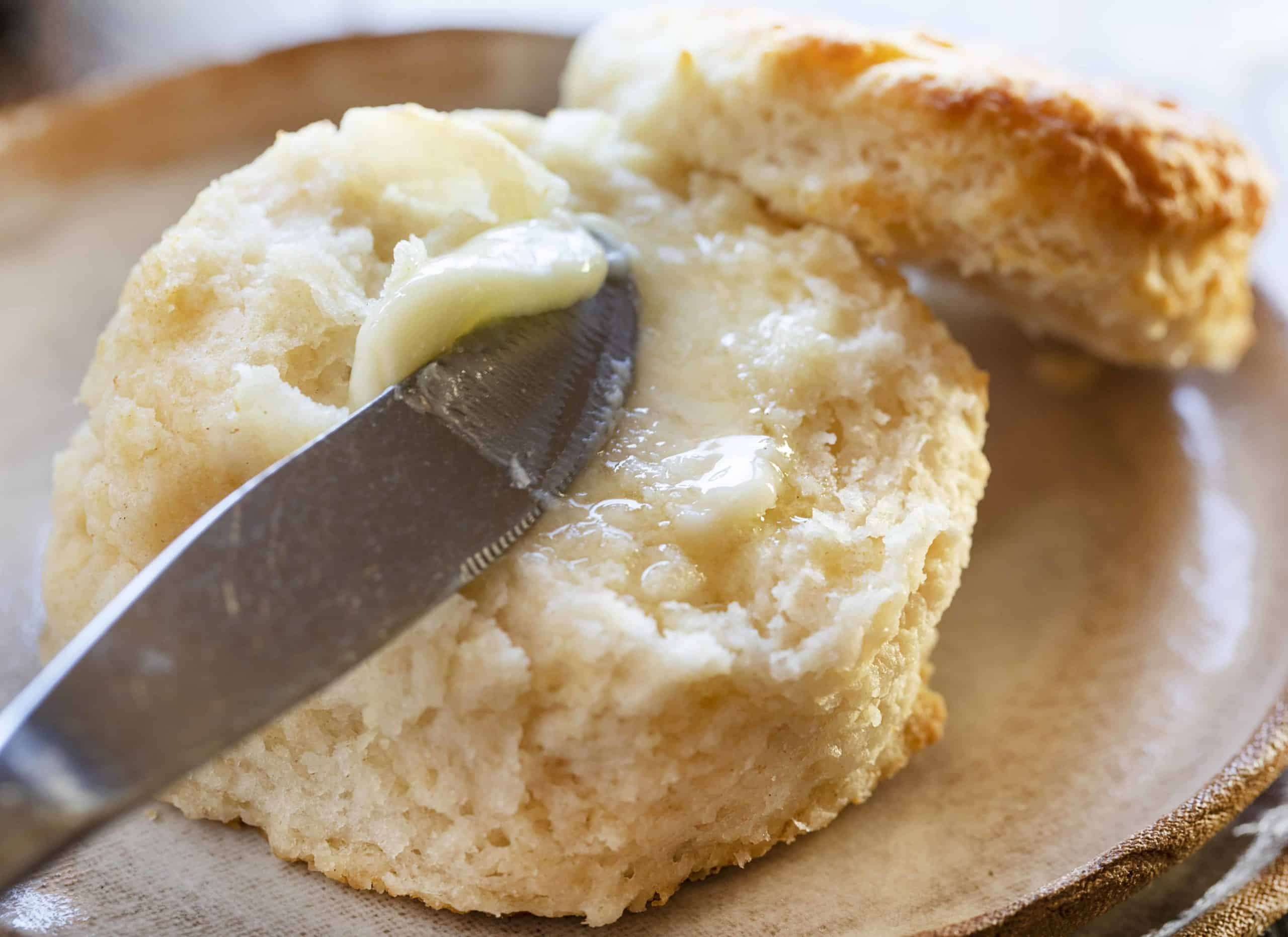 Buttermilk Biscuits Video I Am Baker