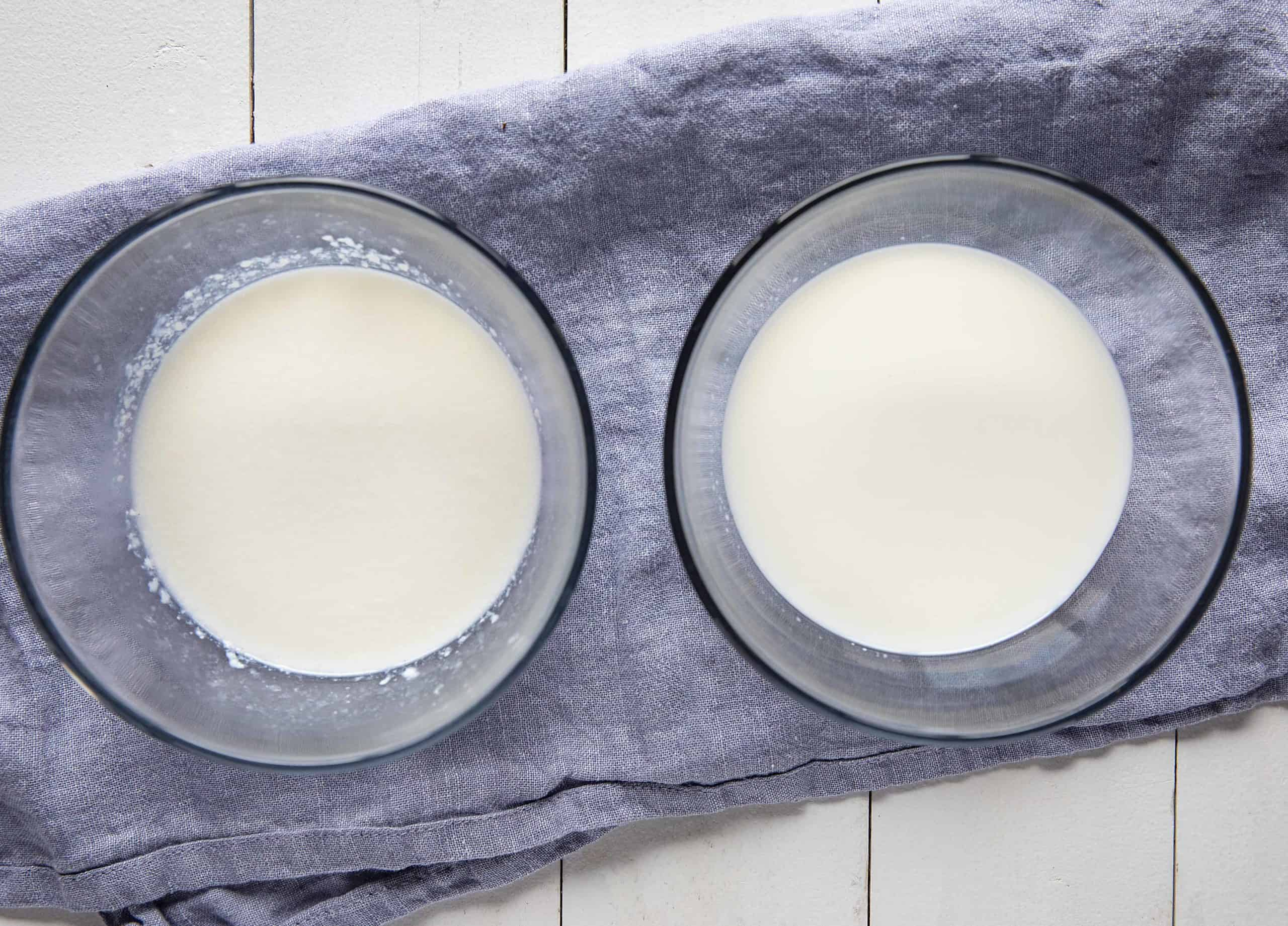 Room Temperature Buttermilk