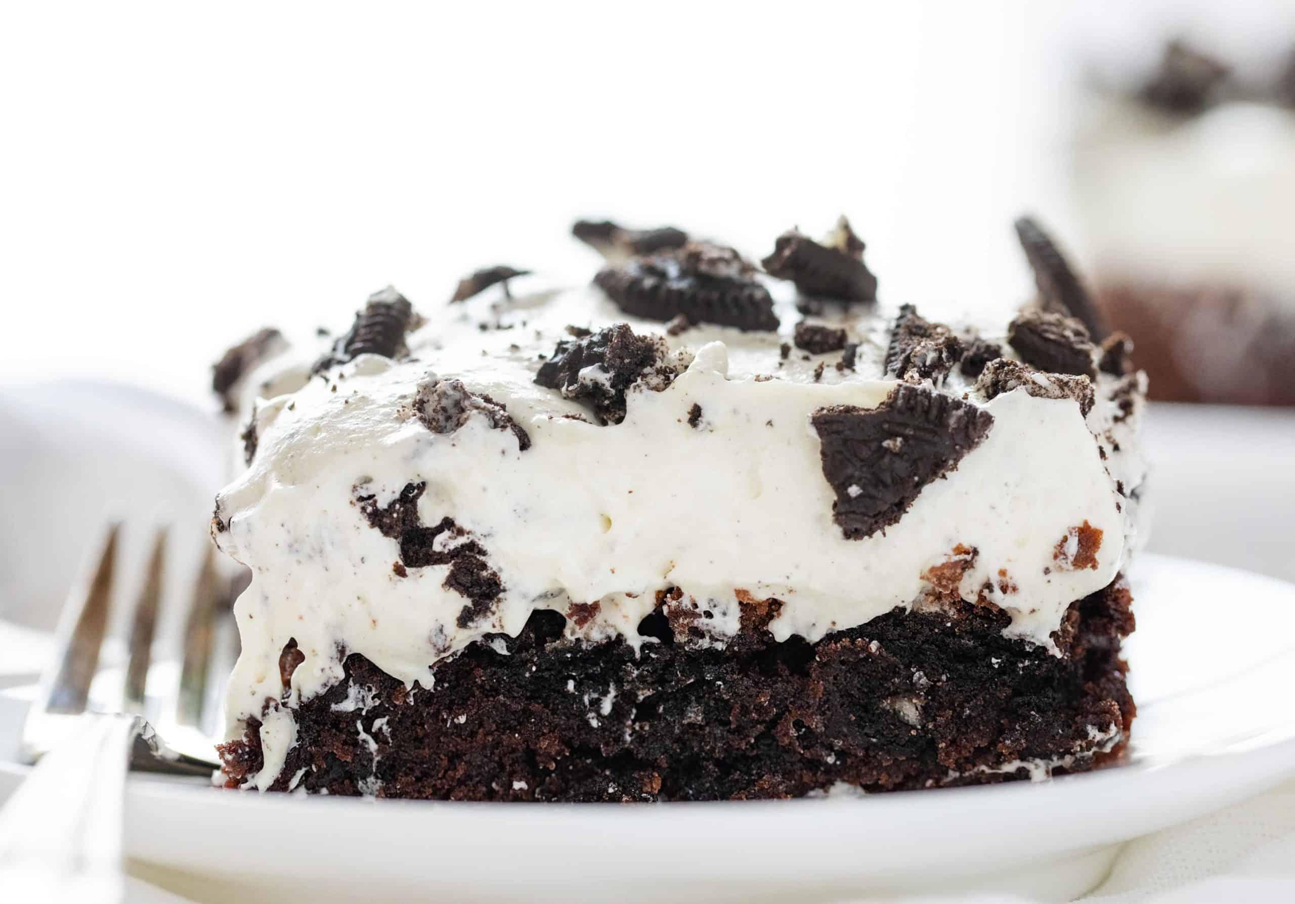 Oreo Brownie Desserts