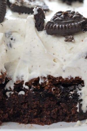 Oreo Brownie Dessert