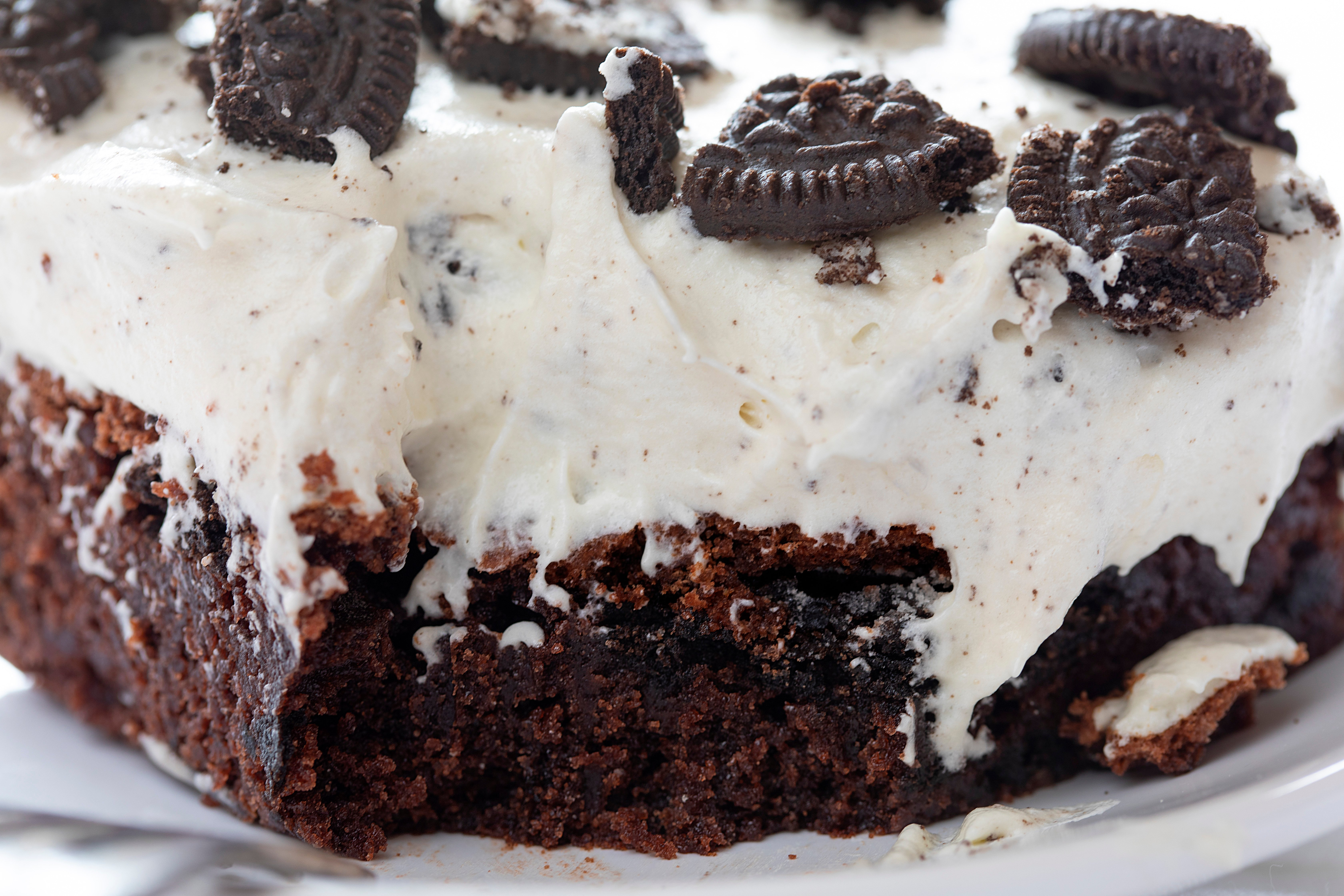 Recipe for Oreo Brownies
