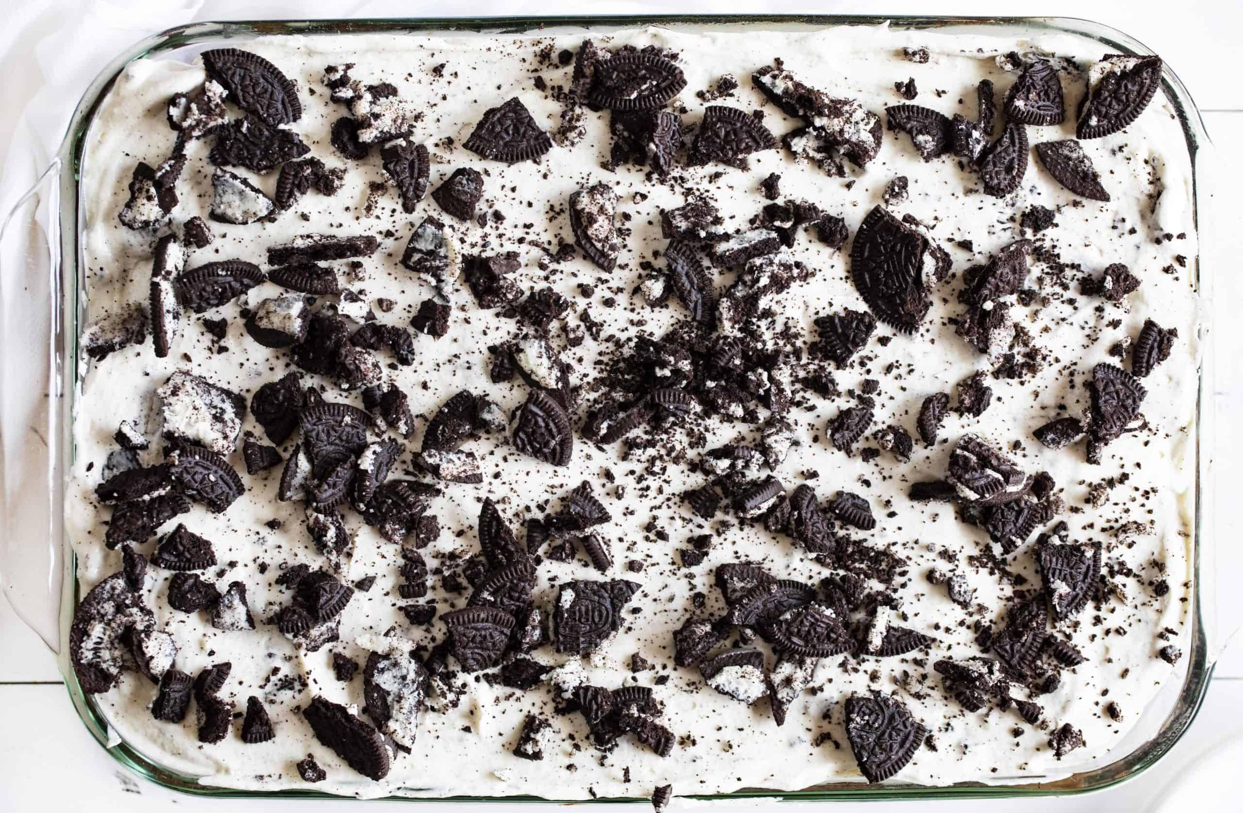 Oreo Brownie Recipe