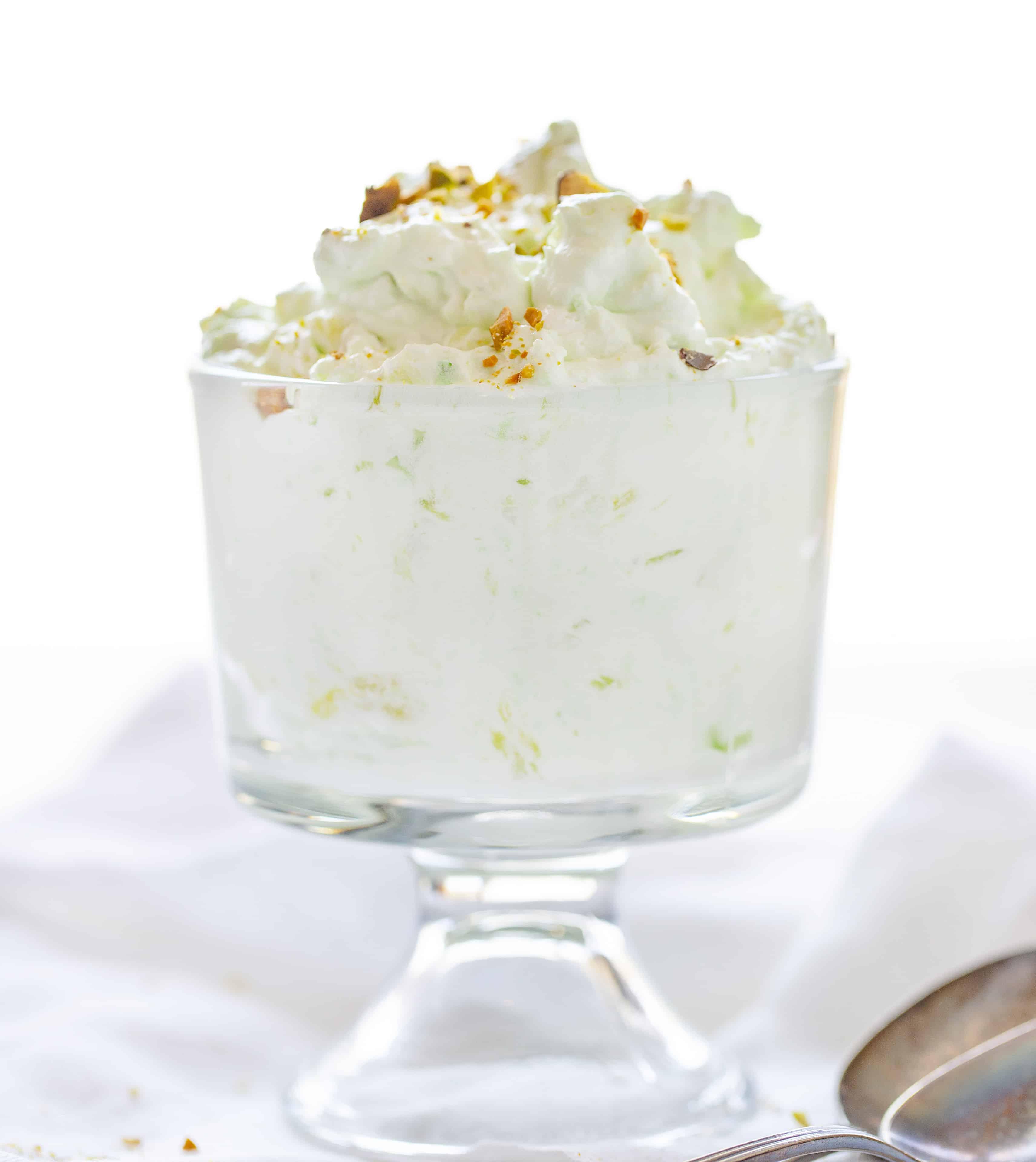 Pistachio Fluff Recipe