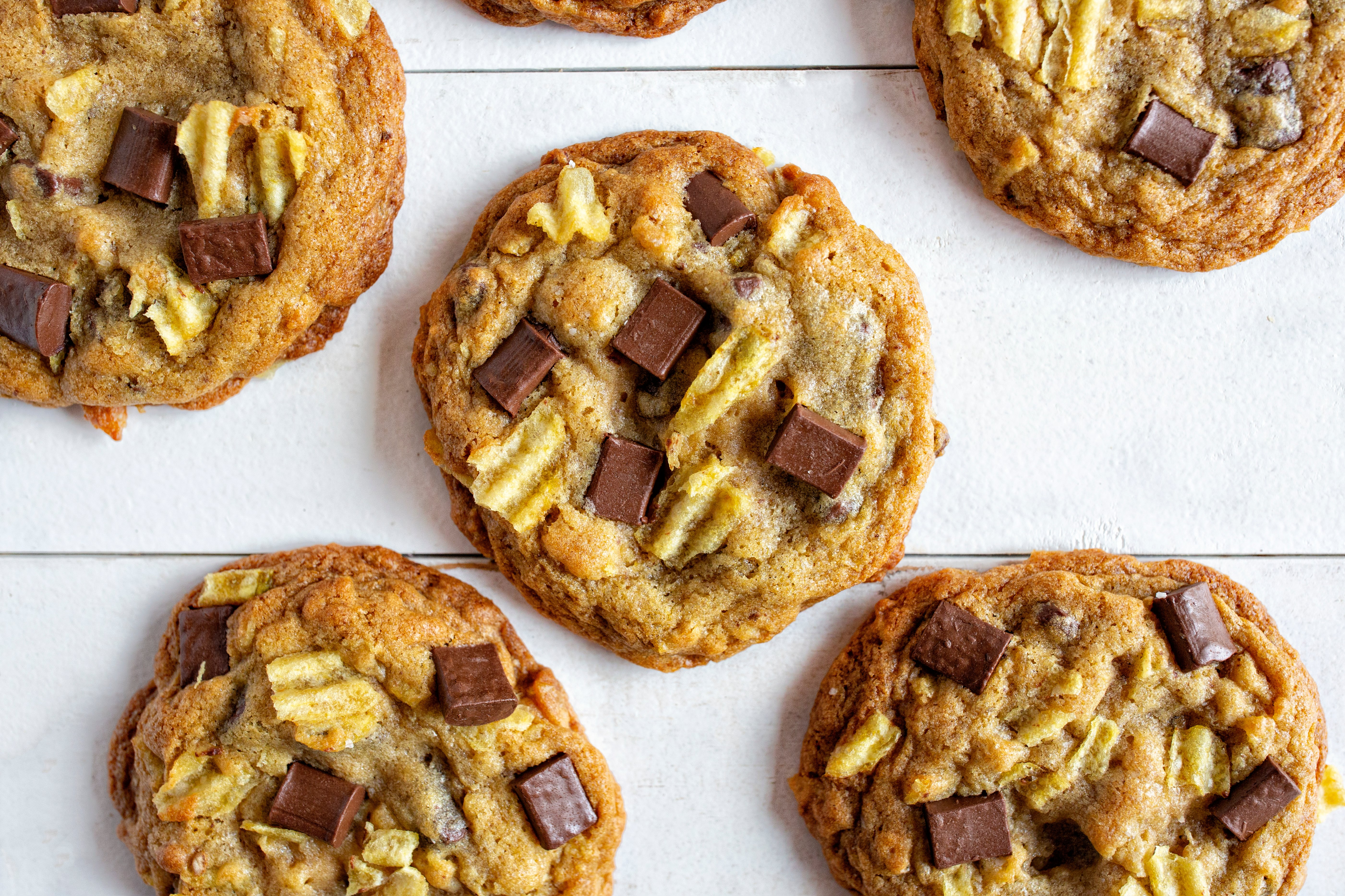 Potato Chip Chocolate Chip Cookie Recipe