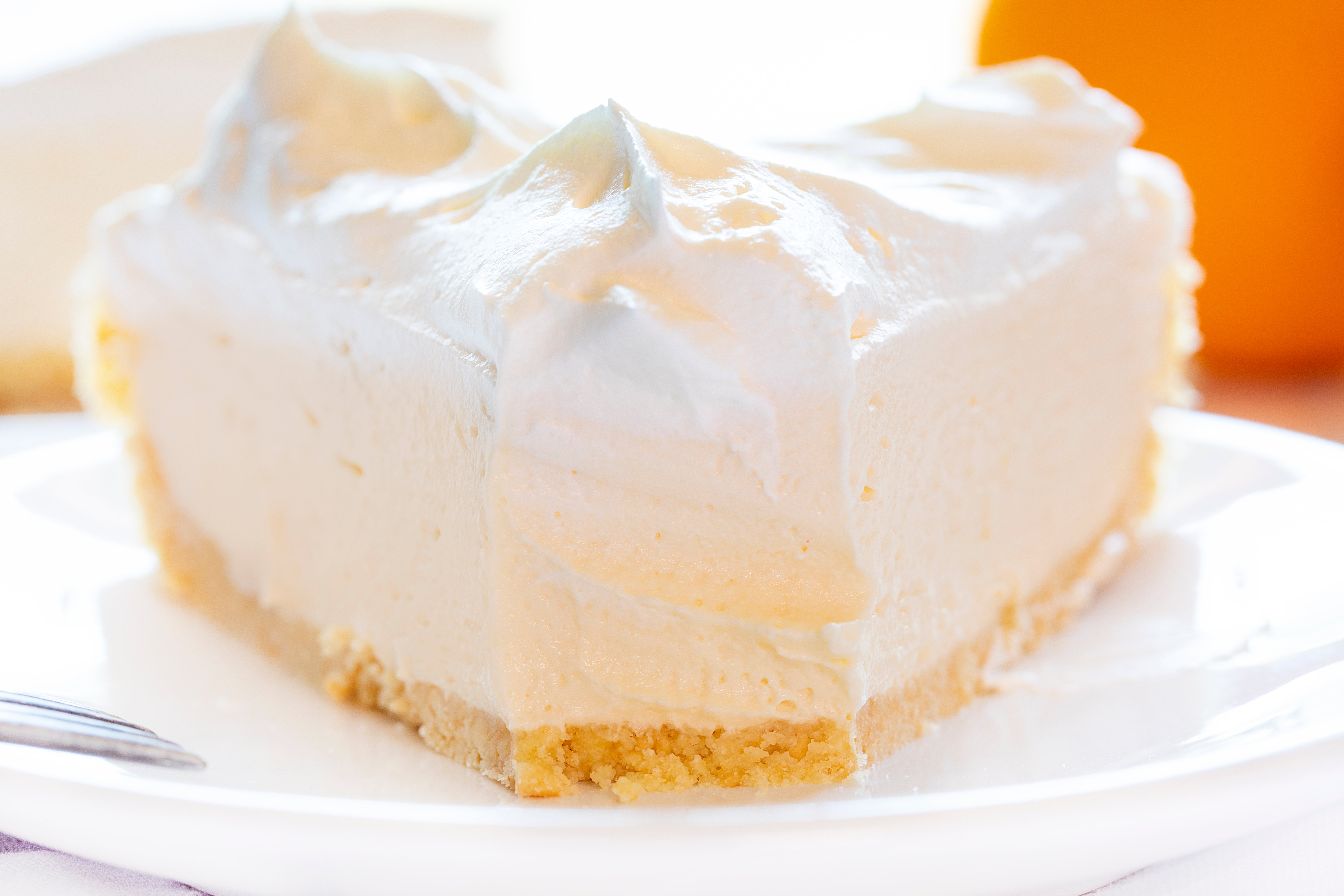 Orange Creamsicle Pie Recipe