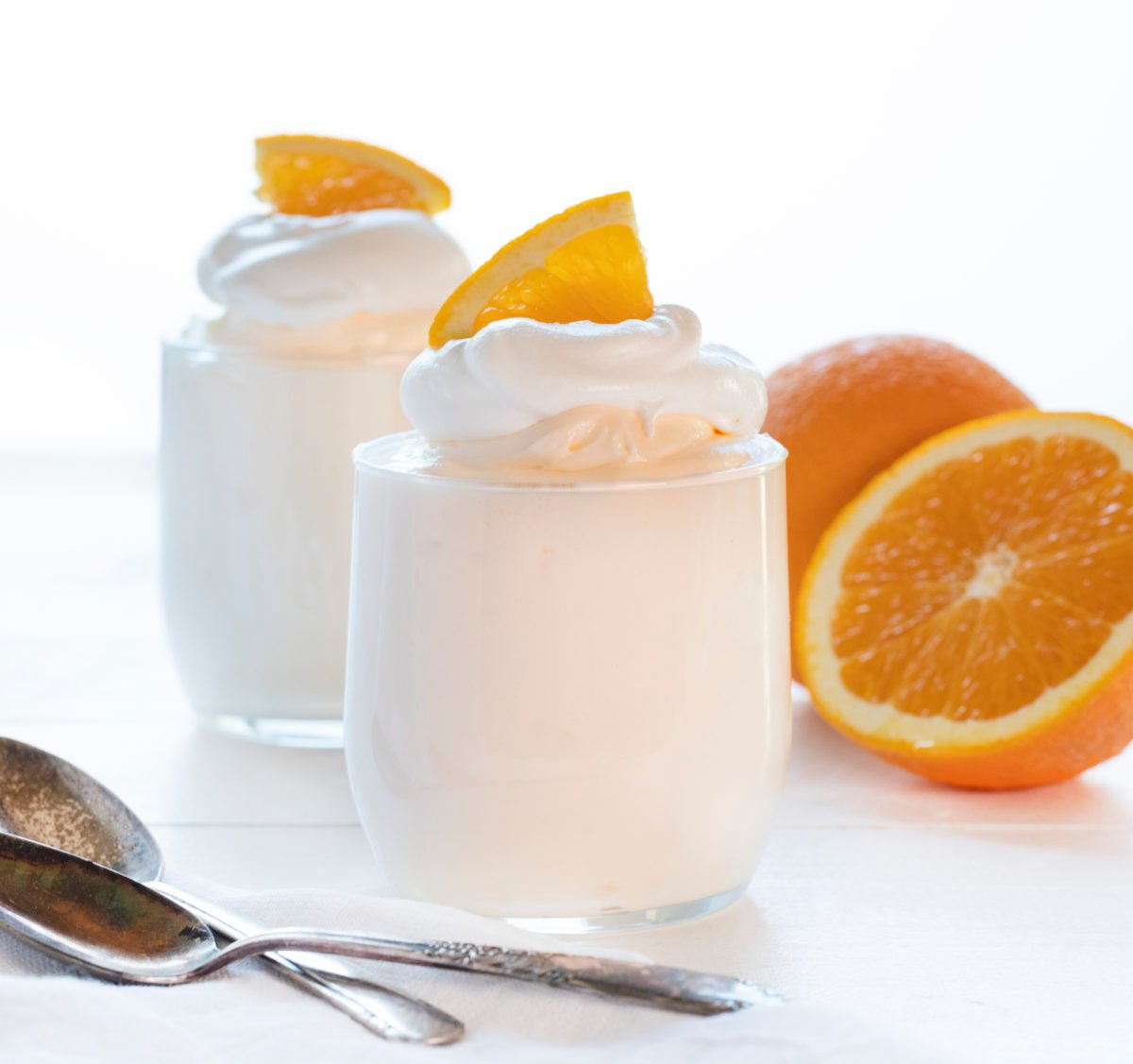 Orange Creamsicle Mousse