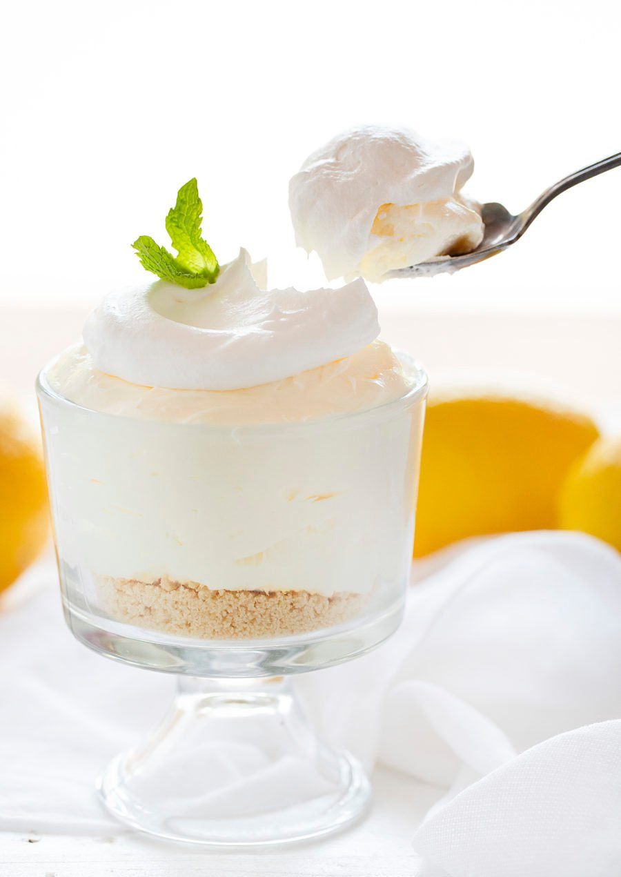 Lemon Mousse