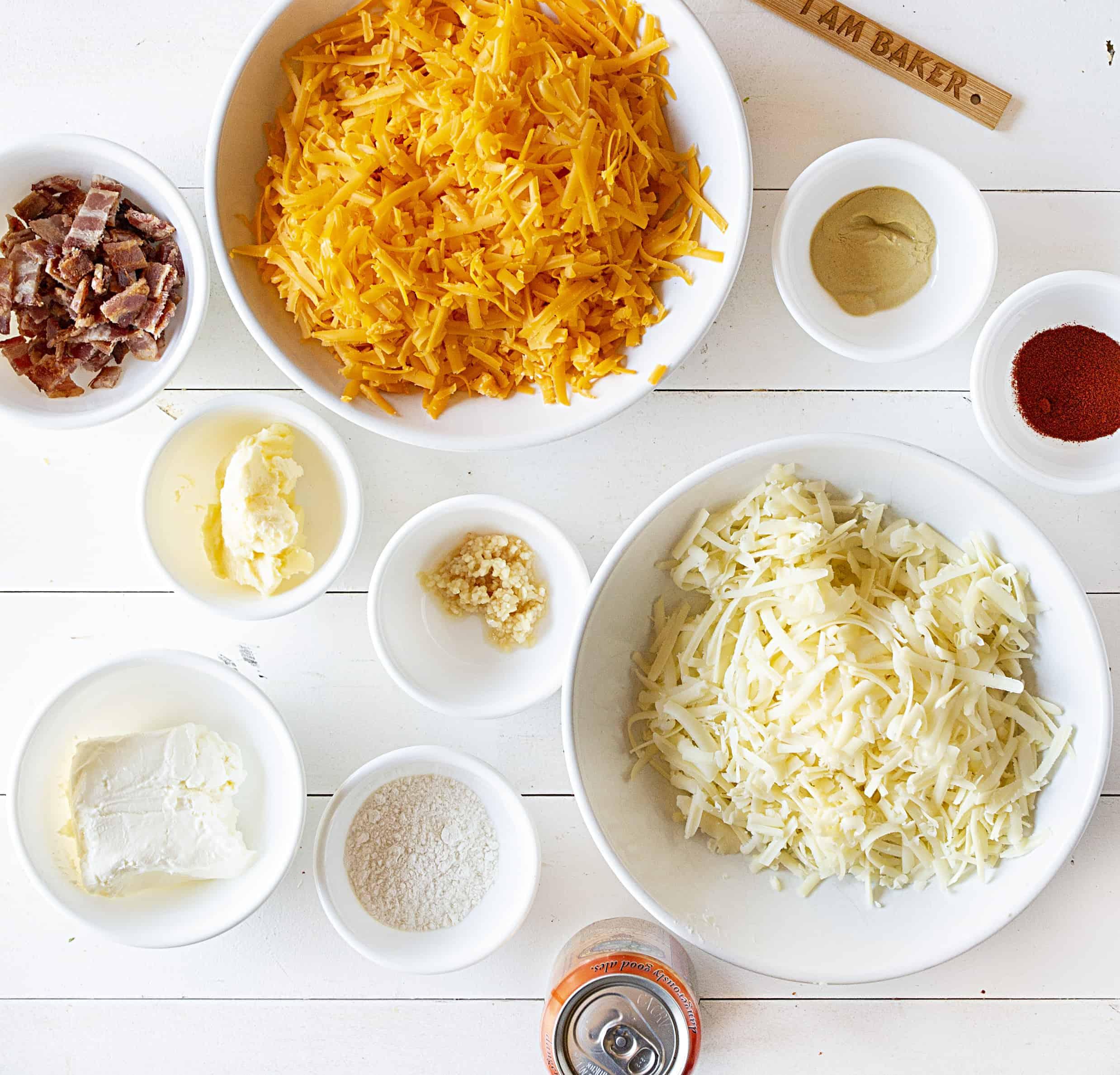 Beer Cheese Dip Ingredients