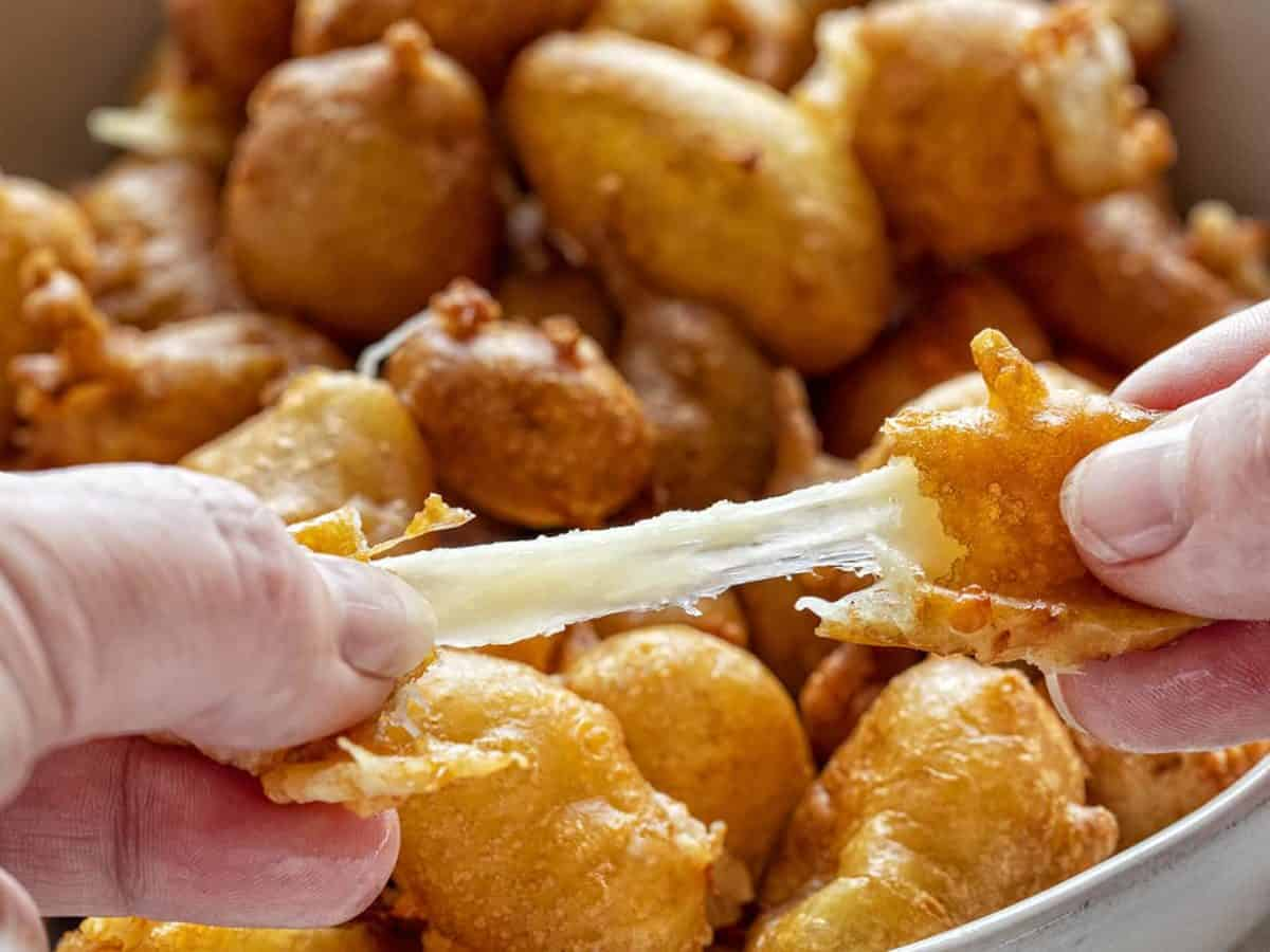 Cheese Curds | i am baker
