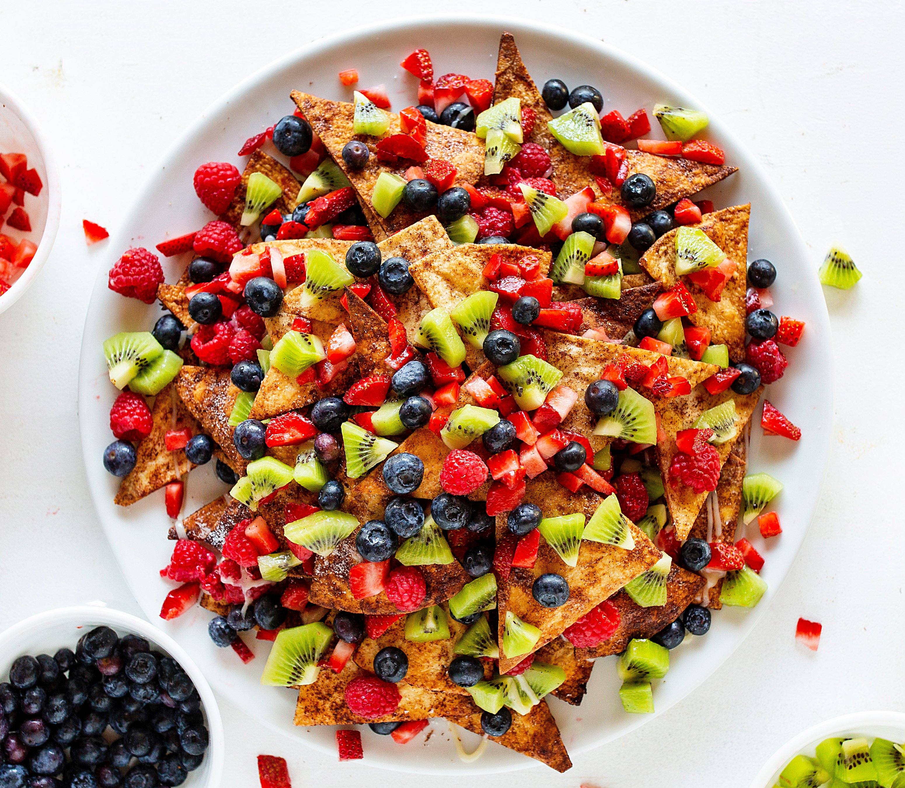 The Best Fruit for Dessert Nachos