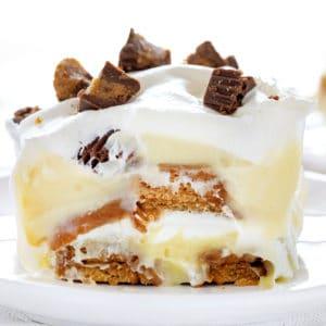 Peanut Butter Cookie Dessert