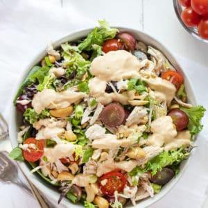 Preposterous Chicken Salad