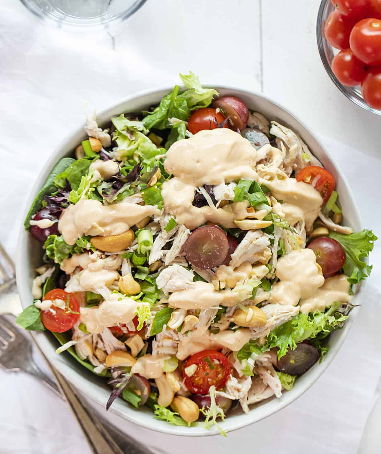 Preposterous Chicken Salad