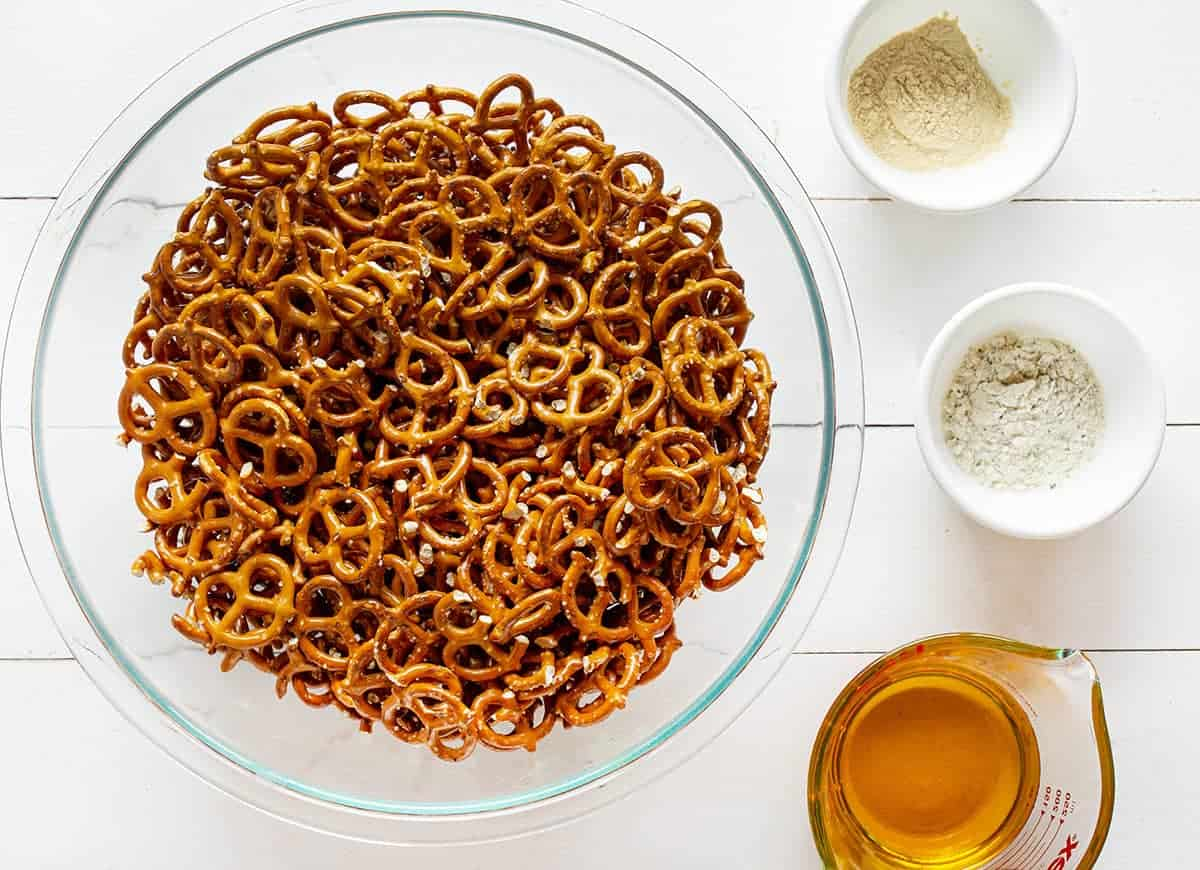 East Ranch Pretzels