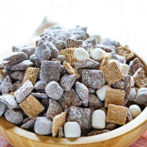 Smore's Puppy Chow Recipe